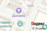 Схема проезда до компании Марийский мемориальный народный музей истории ГУЛАГа в Йошкар-Оле
