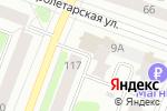 Схема проезда до компании БАМ в Йошкар-Оле