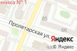 Схема проезда до компании Магазин канцтоваров и книг в Йошкар-Оле