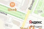 Схема проезда до компании Сай пӧлек в Йошкар-Оле
