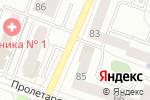 Схема проезда до компании Следственное Управление Следственного комитета РФ по Республике Марий Эл в Йошкар-Оле
