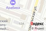 Схема проезда до компании MRK Group в Йошкар-Оле