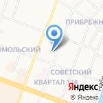 1С-Рарус Йошкар-Ола на карте Йошкар-Олы