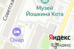 Схема проезда до компании Птица в Йошкар-Оле