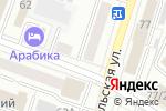 Схема проезда до компании Почтовое отделение №4 в Йошкар-Оле