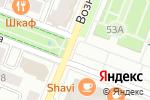 Схема проезда до компании Мой Новый Дом в Йошкар-Оле