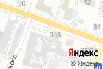 Схема проезда до компании АВАРКОМ в Йошкар-Оле