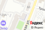 Схема проезда до компании Полимермонтаж СерВиС в Йошкар-Оле