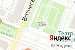 Схема проезда до компании Часовня Всех Святых в Йошкар-Оле