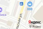 Схема проезда до компании Бизнес Консалтинг в Йошкар-Оле