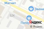Схема проезда до компании Магазин женской одежды в Йошкар-Оле