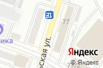 Схема проезда до компании Защита в Йошкар-Оле