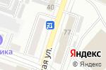 Схема проезда до компании Дятьково в Йошкар-Оле