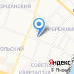 Следственное Управление Следственного комитета РФ по Республике Марий Эл на карте Йошкар-Олы