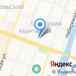 Специальная (коррекционная) общеобразовательная школа №1 на карте Йошкар-Олы