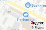 Схема проезда до компании Сернурский сырзавод, ЗАО в Йошкар-Оле