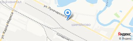 Винный погребок опт на карте Йошкар-Олы