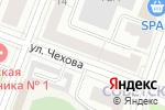 Схема проезда до компании Техника для кухни в Йошкар-Оле