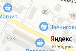Схема проезда до компании ЭлитСтрой в Йошкар-Оле