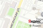 Схема проезда до компании Часовня Святого Владимира в Йошкар-Оле