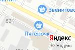 Схема проезда до компании Дубровка в Йошкар-Оле