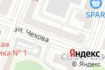 Схема проезда до компании Сити 12 в Йошкар-Оле