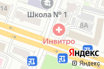 Схема проезда до компании АМЕЛИК в Йошкар-Оле
