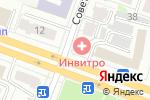 Схема проезда до компании Кадет в Йошкар-Оле