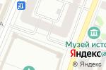 Схема проезда до компании Марий Эл в Йошкар-Оле