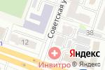 Схема проезда до компании Технодача в Йошкар-Оле