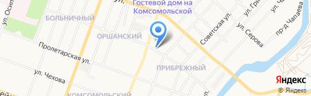 ПРЕМИО на карте Йошкар-Олы
