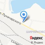 ЭлитСтрой на карте Йошкар-Олы