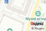 Схема проезда до компании Медея в Йошкар-Оле