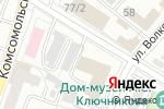 Схема проезда до компании Сантехник в Йошкар-Оле
