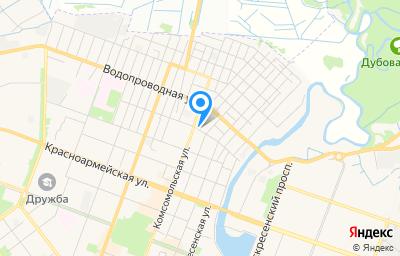 Местоположение на карте пункта техосмотра по адресу г Йошкар-Ола, ул Комсомольская, д 77/2