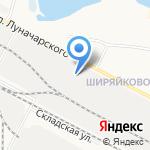 ФиКо на карте Йошкар-Олы