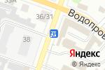 Схема проезда до компании Авто-стоп в Йошкар-Оле