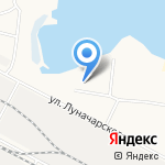 Рябинушка на карте Йошкар-Олы