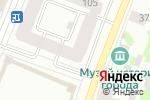 Схема проезда до компании МОТОР в Йошкар-Оле
