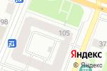 Схема проезда до компании Медицинская Техника в Йошкар-Оле