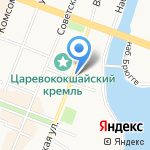 УФМС на карте Йошкар-Олы