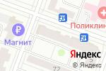 Схема проезда до компании УК Недвижимость в Йошкар-Оле