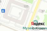 Схема проезда до компании Denim bar в Йошкар-Оле