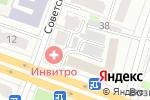 Схема проезда до компании Лига-Сервис в Йошкар-Оле