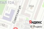 Схема проезда до компании 32 жемчужины в Йошкар-Оле