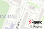 Схема проезда до компании Покровский в Йошкар-Оле