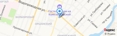 B?RO Auto на карте Йошкар-Олы