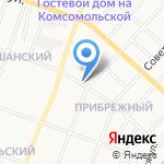 Йошкаролинское пассажирское автотранспортное предприятие №2 на карте Йошкар-Олы