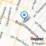 AutoHelp на карте Йошкар-Олы