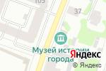 Схема проезда до компании Музей истории г. Йошкар-Олы в Йошкар-Оле